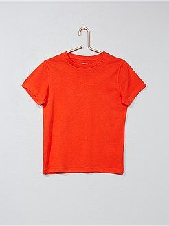 T-shirt, polo - Maglietta puro cotone - Kiabi