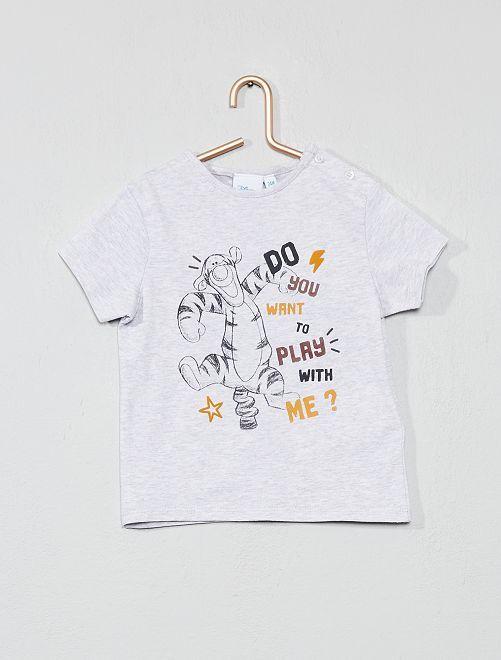 Maglietta stampa 'Disney Baby'                                                     GRIGIO Neonato