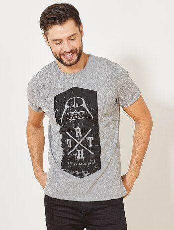 Maglietta stampa 'Star Wars' - Kiabi