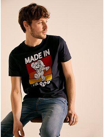 f6202215dc Saldi t-shirt da Uomo | Kiabi