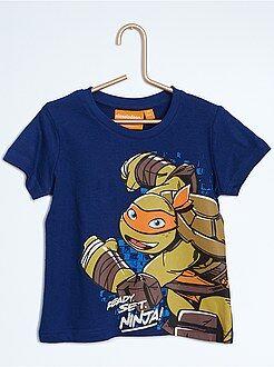 Maglietta stampa 'Tartarughe Ninja'