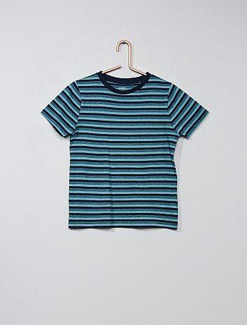 Maglietta stampata puro cotone - Kiabi