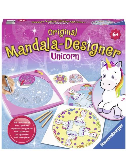 Mandala 'Unicorni'                             multicolore Infanzia bambina