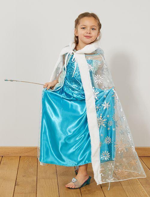 Mantella principessa delle nevi                             blu