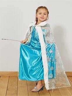 Accessori - Mantella principessa delle nevi