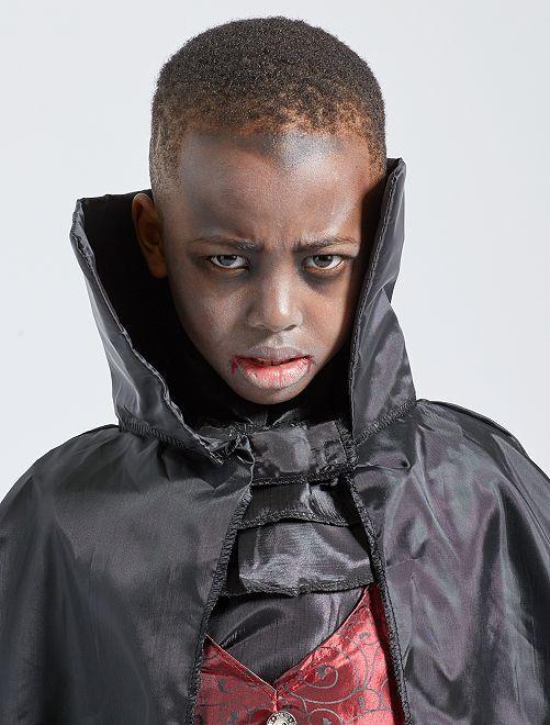 Mantello da vampira                             nero