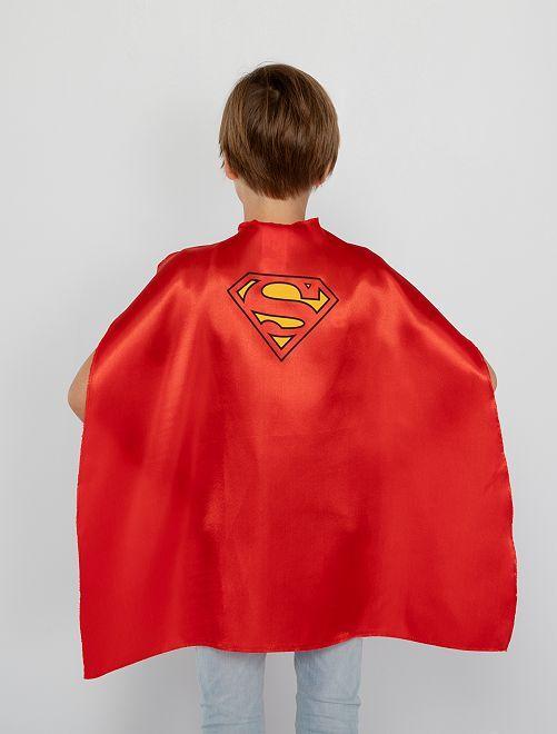 Mantello 'Superman'                             rosso