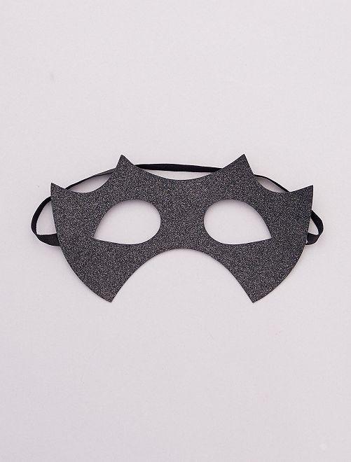 Maschera Halloween                             nero