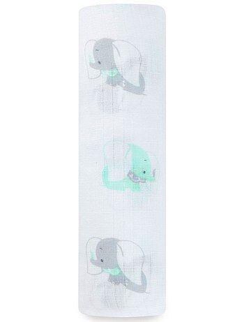 Maxi quadrato puro cotone stampa 'Disney Baby' - Kiabi