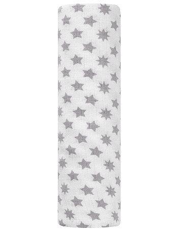 Maxi quadrato puro cotone stampa fantasia - Kiabi
