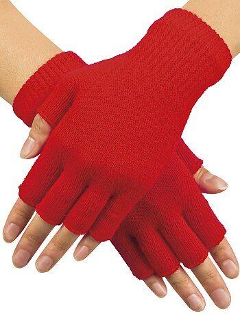 Mezziguanti lavorati a maglia - Kiabi