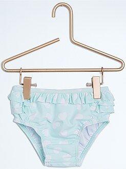 Costumi da bagno, spiaggia - Mutandine bikini doppia protezione