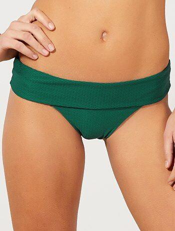 a525bcf919a4 Mutandine bikini vita regolabile - Kiabi