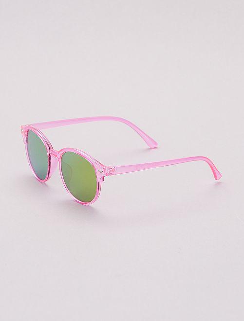 Occhiali da sole rosa                             ROSA