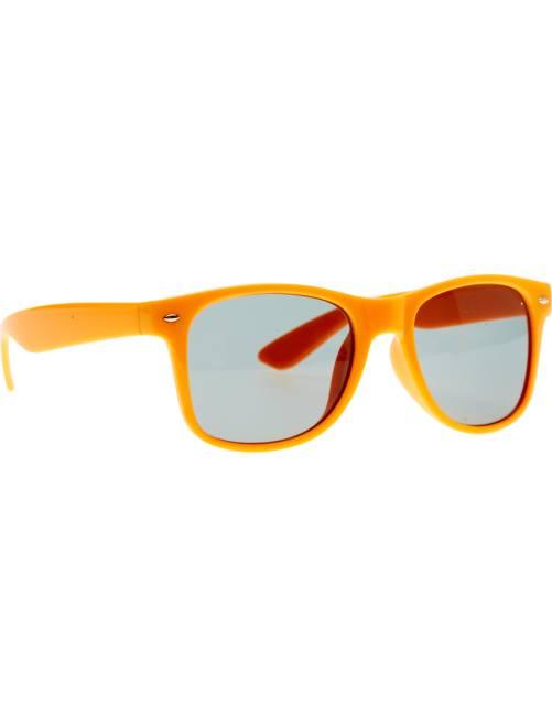 Occhiali quadrati                                                                                                     arancione