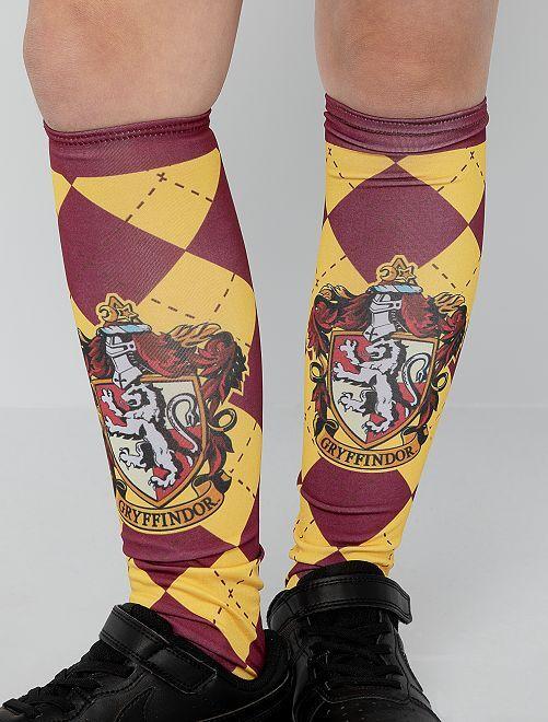 Paio di calzini 'Harry Potter'                             ROSSO