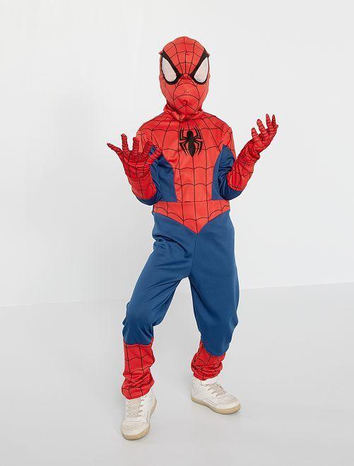 Paio di guanti 'Spider-Man'                             rosso/nero