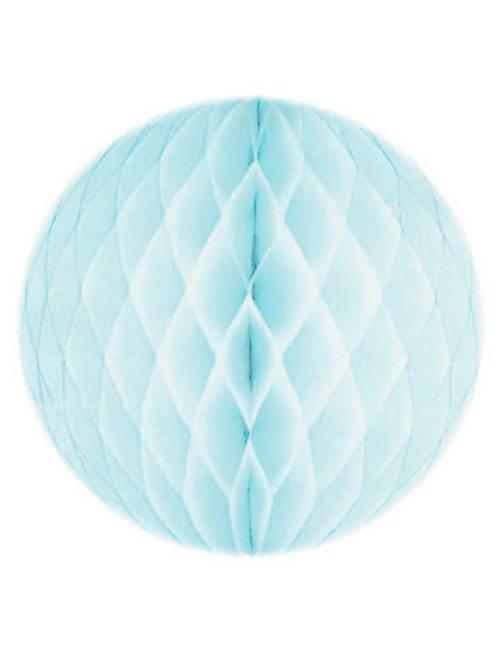 Palla carta alveolare 20 cm                                                                             blu