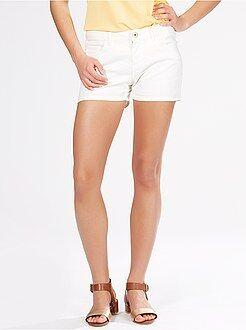 Donna dalla 38 alla 52 Pantaloncini corti stretch