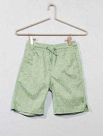 Pantaloncini da bagno stampati - Kiabi