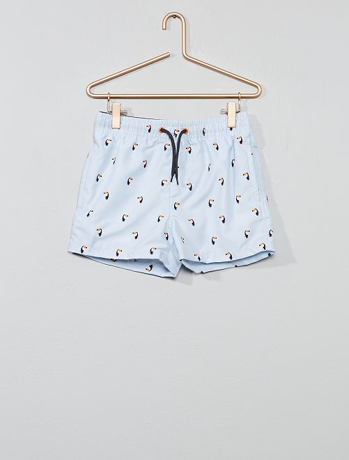 Pantaloncini da bagno 'tucano'                             grigio Infanzia bambino