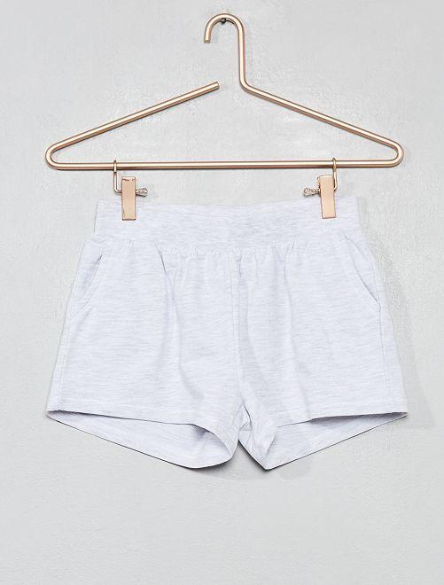 Pantaloncini di pigiama                                         GRIGIO Ragazza