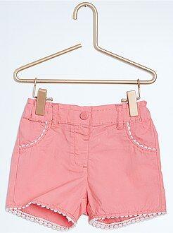 Short, bermuda - Pantaloncini finiture fantasia