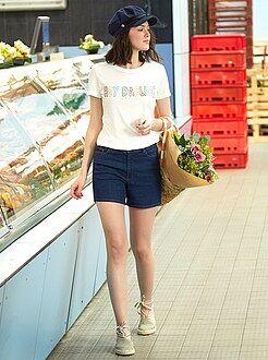 Pantaloncini jeans - Kiabi