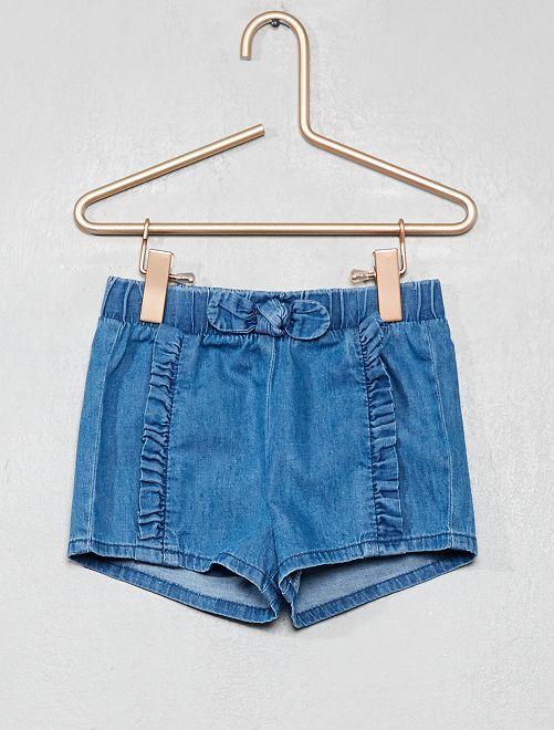 Pantaloncini jeans                             BLU Neonata