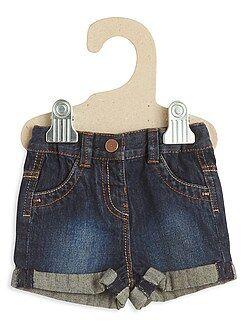 Short, bermuda - Pantaloncini jeans