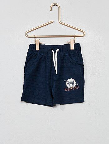 d0beda2ceb8d Bambino 0-36 mesi - Pantaloncini maglia fantasia - Kiabi
