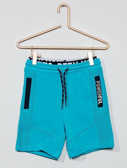 Pantaloncini sport 'powerful'                                         VERDE Infanzia bambino
