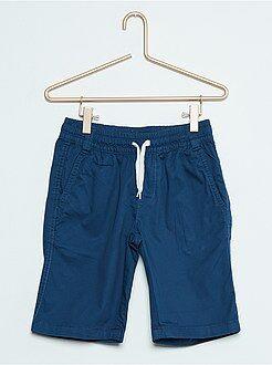 Pantaloncini twill di cotone