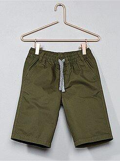 Pantaloncini twill di cotone - Kiabi