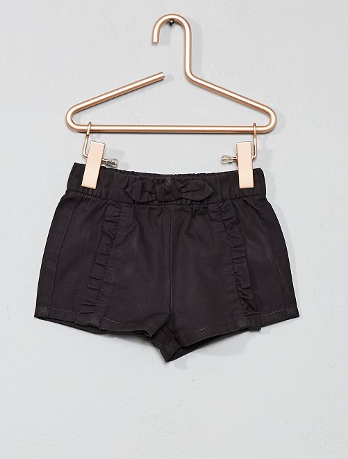Pantaloncini volant                                                         grigio scuro Neonata