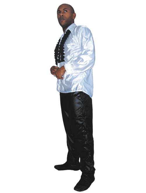 Pantalone da spogliarellista                             nero
