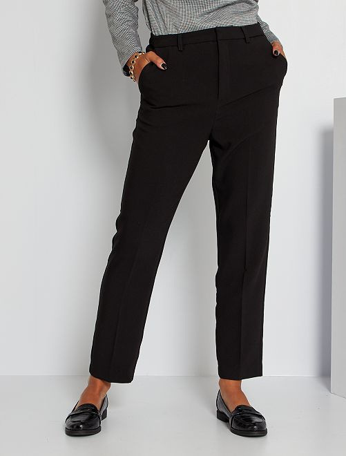 Pantaloni a sigaretta                                                     nero