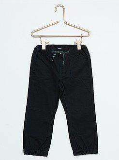 Pantaloni, jeans, leggings - Pantaloni cargo twill