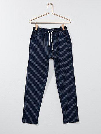 Pantaloni chino cotone - Kiabi