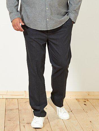Pantaloni chino fitted - Kiabi