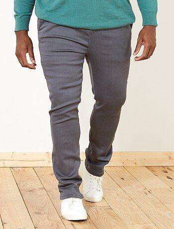 Pantaloni chino regular - Kiabi