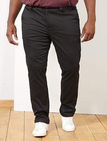 c0ba19d704 Saldi pantaloni casual, 5 tasche, stretch, in cotone Uomo   Kiabi