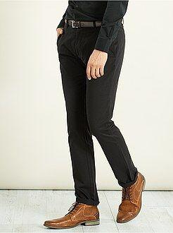 Pantaloni chino - Pantaloni chino regular twill stretch