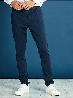 Uomo dalla S alla XXL Pantaloni chino skinny