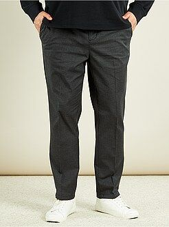 Pantaloni chino - Pantaloni chino slim Chambray