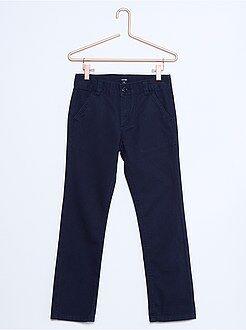 Pantaloni chino twill