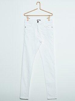 Pantaloni - Pantaloni colorati skinny twill