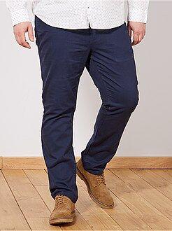 Pantaloni - Pantaloni comfort gabardine