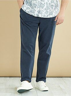 Pantaloni cotone e lino - Kiabi