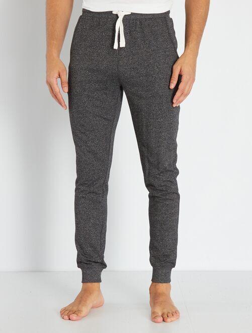 Pantaloni da casa                                                     NERO